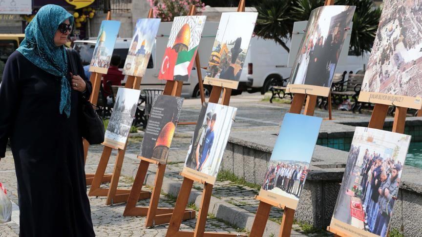Üsküdür'da 'Kudüs' fotoğraf sergisi