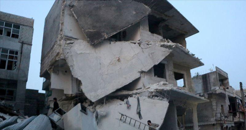 İdlib'in feryadına dünya sessiz… Sahurdan bu yana 13 sivil daha öldü!