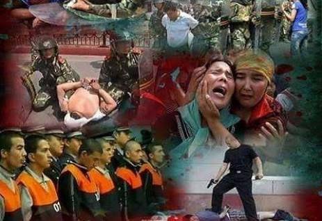 Doğu Türkistan'dan, Uygur Türkleri'nden Çığlık VAR! – Bitter Winter'den Çok Özel Görüntüler