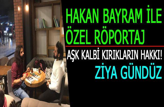Yazar Hakan Bayram ile özel Röportaj