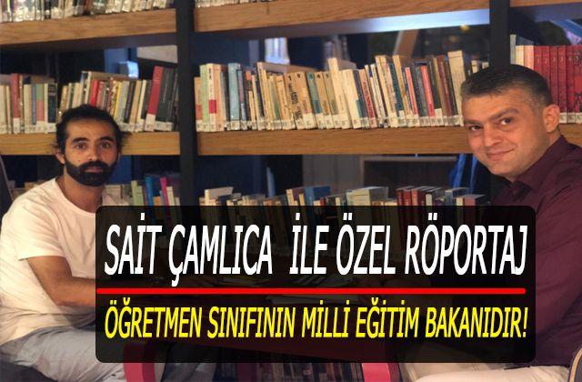 ÖĞRETMEN SINIFININ MİLLİ EĞİTİM BAKANIDIR!