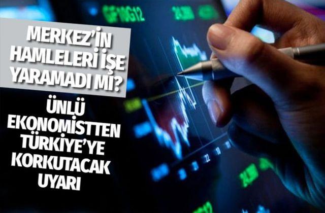 Ünlü ekonomist Doç. Dr. Ümit Akçay'dan uyarı! Henüz dip görülmedi