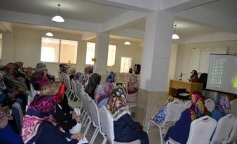 4-6 yaş Kur'an kursu öğreticilerine seminer