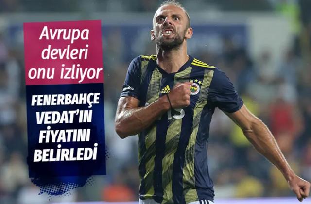 Fenerbahçe Vedat Muriç'in fiyatını belirledi! Avrupa devleri onun peşinde