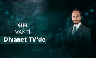 Diyanet TV'den Şiir Tadında Program