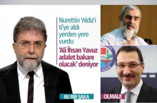 Ali İhsan Yavuz adalet bakanı olacak' deniyor! Hakan'dan bomba etkili yazı