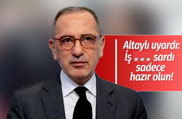 Habertürk yazarı Fatih Altaylı o şirketlere isyan edip ekledi: İş b.ka sardı sadece hazır olun