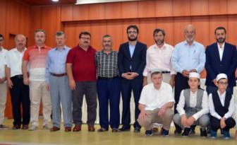 Kur'an kursları hafızlık yarışması