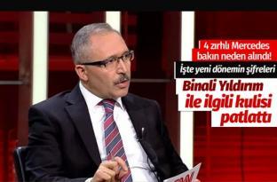 Abdulkadir Selvi yeni dönemin şifrelerini verdi! Binali Yıldırım ile ilgili kulisi patlattı