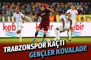 Trabzonspor Gençlerbirliği maçı golleri ve geniş özeti