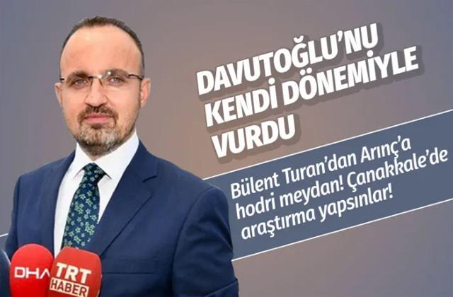 Bülent Turan'dan yeni parti açıklaması