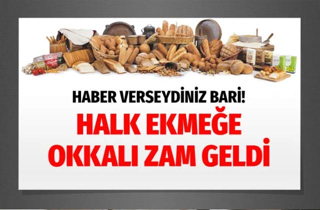 Halk ekmeğe gizlice okkalı zam yapıldı! İstanbul'da yeni bir zam da yolda