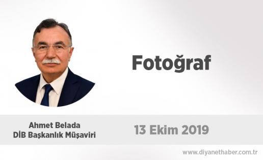 Fotoğraf – Ahmet Belada