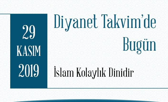 İslam Kolaylık Dinidir