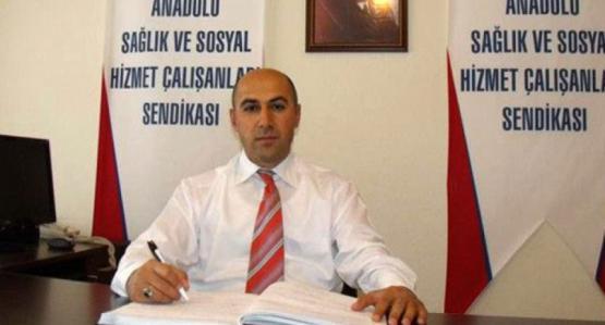 """Anadolu Sağlık Sen """"VERGİ ADALETSİZLİĞİ SOSYAL DENGEYİ BOZUYOR"""""""