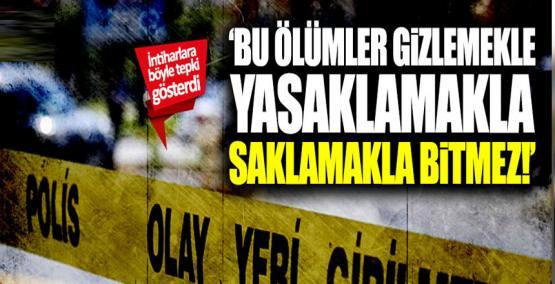 İYİ Partili Lütfü Türkkan'dan intiharlarla ilgili açıklama