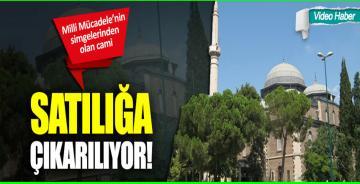 Tarihi caminin satışına İYİ Partili İsmail Ok'tan tepki