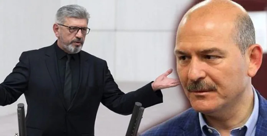 Süleyman Soylu'dan Cihangir İslam'a: Hainsin!