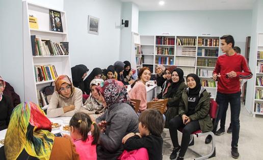 """Amasya'da """"Aile Buluşması"""