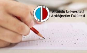 AÖF ara sınav giriş belgeleri yayınlandı