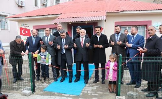 Tutak'ta 4-6 yaş Kur'an Kursu açıldı