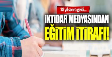 """Türkiye gazetesi: """"Eğitim sistemi sınıfta kaldı"""""""