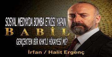 Babil Dizisi Sosyal medya'da bomba etkisi yaptı