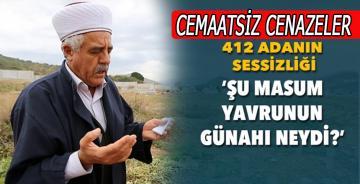 Cemaatsiz cenazeler; İzmir'in mülteci kabristanı…