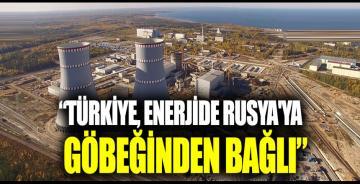 """Ahmet Kâmil Erozan: """"Türkiye, enerji ihtiyacı için Rusya'ya göbeğinden bağlı"""""""