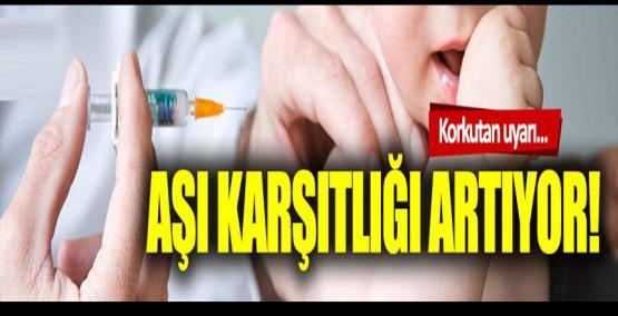 Meclis'te aşı karşıtlığı uyarısı