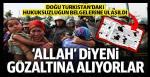 Çin'den Uygur Türklerine sakal, başörtüsü ve internet araması nedeniyle gözaltı