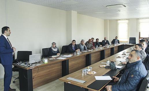 Cezaevlerinde görev yapan personele yönelik seminer