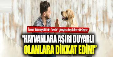 İzmir Emniyeti'nin 'terör' çıkışına CHP'den sert tepki