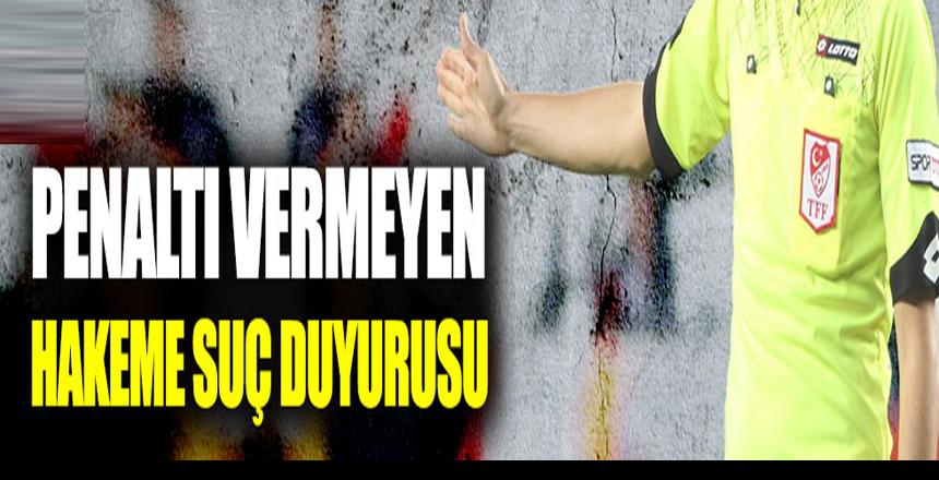 Sivas Barosu'ndan Halis Özkahya'ya suç duyurusu