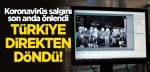 Türkiye koronavirüs felaketinde direkten döndü! Son anda önlendi